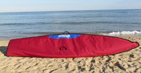 Race Board bag on beach